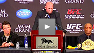 Watch the full archive of the UFC 148 Post-Fight Press Conference.
