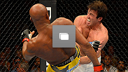 UFC® 148 Silva vs Sonnen II live at the MGM Grand Garden Arena in Las Vegas, Nevada on Saturday, July 7, 2012