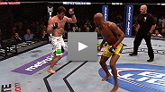 Relive every punch, kick, takedown and knockout from the historic UFC® 148 - watch the replay now!