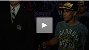 Middleweight Andrew Craig and flyweight Chris Cariaso discuss their victories at UFC on FUEL TV: Munoz vs. Weidman.