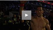 Following another big win, a banged-up James Te Huna breaks down his Fight of the Night performance against Joey Beltran at UFC® on FUEL TV.