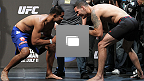 Galerie photos de la pesée de l'UFC® on FUEL TV : Munoz vs Weidman
