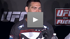 UFC Munoz vs Weidman: conferenza stampa post evento