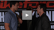 Luke Rockhold, Tim Kennedy, Tyron Woodley and Nate Marquardt answer questions from the media at the STRIKEFORCE: Rockhold vs. Kennedy pre-fight press conference.
