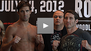 Watch the full Strikeforce: Rockhold vs. Kennedy weigh-in held Friday, July 13 in Portland, Oregon.