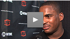 Strikeforce: Lorenz Larkin Post-Fight Interview