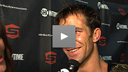 Following an action-packed defense of his Strikeforce Middleweight Championship belt, Luke Rockhold talks to Heidi Androl and SHOWTIME Sports minutes after his win over Tim Kennedy.