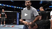 The stars of UFC&reg; 149 make their final preparations before showtime in Calgary.