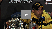 Hear from Renan Barao, Urijah Faber, Matt Riddle and Dana White   at the UFC® 149 post-fight press conference.