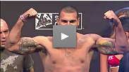 Watch the official weigh-in for UFC on FOX: Shogun vs. Vera