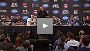 Watch the post-fight press conference from the Staples Center in Los Angeles