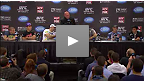 UFC on FOX: Shogun vs Vera Post-fight Press Conference