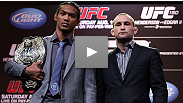 Watch the UFC 150 pre-fight press conference with Benson Henderson, Frankie Edgar, Donald Cerrone, Melvin Guillard and Jon Anik live Thursday, August 9 at 3 pm ET/noon PT.