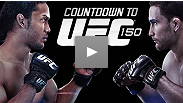 They've both held the belt, and they've both got more then enough motivation to earn it again at UFC 150. See how current champion Benson Henderson and former champion Frankie Edgar are preparing for their Saturday night title fight.