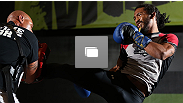 UFC 150 open workouts at the Muscle Pharm Sports Science Center on August 8, 2012 in Denver, Colorado. (Photo by Josh Hedges/Zuffa LLC/Zuffa LLC via Getty Images)