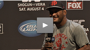 Dan Henderson takes fan questions at a UFC Fight Club Q&A a few weeks out from his headlining title fight at UFC 151.