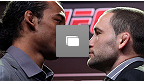 UFC® 150 Press Conference Photo Gallery