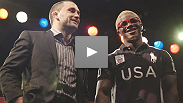 Lightweight contender Melvin Guillard takes you behind the scenes at the UFC® 150 pre-fight press conference.