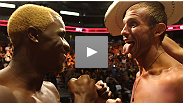 Watch former training partners Donald Cerrone and Melvin Guillard weigh in for their surefire slugfest at UFC&reg; 150.