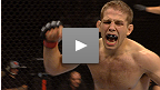 UFC 150: Nik Lentz, intervista post match