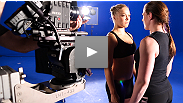 Go behind the scenes of the promo shoot for the highly-anticipated Strikeforce title fight between Ronda Rousey and Sarah Kaufman.  Hear from both fighters and find out what fans can expect when they enter the cage on Saturday, August 18th on SHOWTIME.