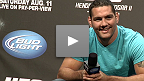 UFC 150: Chris Weidman Q&amp;A