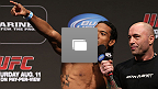 UFC&reg; 150 Weigh-in Photo Gallery