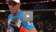 After winning his UFC® middleweight debut over Ed Herman, Jake Shields talks about how the Denver altitude affected his performance.