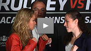 Watch some of the best moments from the STRIKEFORCE: Rousey vs. Kaufman pre-fight press conference.
