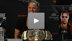 STRIKEFORCE: Rousey vs. Kaufman Post Fight Presser Highlights