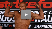 Former Strikeforce champ Ronaldo &quot;Jacare&quot; Souza talks to SHOWTIME Sports following his quick KO of Derek Brunson at Strikeforce: Rousey vs. Kaufman.