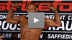 Strikeforce Rousey vs. Kaufman: Jacare Post-Fight Interview