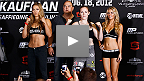 Strikeforce Rousey vs. Kaufman: Event Recap