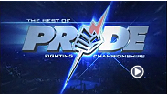 Nick Diaz vs Takanori Gomi, Wanderlei Silva vs Bob Schrijber, Igor Vovchanchyn vs Gary Goodridge, Antonio Rodrigo Nogueira vs Wagner de Conceicao Martins, Heath Herring vs Mark Kerr are featured in this episode of Best of Pride Fighting Championships.