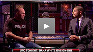 Brash and brazen UFC President Dana White sat down with UFC Tonight analyst Ariel Helwani to expose the truth behind the ill-fated UFC 151 card.