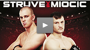 "6'11"" human wrecking ball Stefan Struve takes on the undefeated beast Stipe Miocic in a heavyweight showdown for the ages. The action kicks off LIVE September 29th on FUEL TV."
