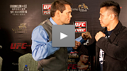 Highlights from the UFC on FUEL TV 6/UFC Macao press conference announcing the event, including quotes from headliners Rich Franklin and Cung Le as well as Dong Hyun Kim.