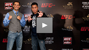 Video archive of the UFC on FUEL TV 6/UFC Macao press conference announcing the event, featuring headliners Rich Franklin and Cung Le as well as Dong Hyun Kim and Tiequan Zhang