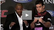 Biggest Booms: UFC 98: Lyoto Machida vs Rashad Evans