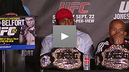 Watch the live post-fight press conference for UFC 152.