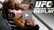 Relive every knockout, submission, and exciting moment from UFC® 152 - order the replay now!