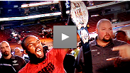 Go behind the scenes of UFC 152 to see how light heavyweight powerhouses Vitor Belfort and champion Jon Jones prepared for battle.