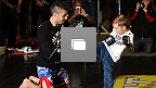 Galerie photos des entra&icirc;nements publics de l&#39;UFC&reg; on FUEL TV : Struve vs Miocic