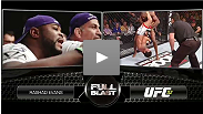 No one had a closer tie to the UFC 152 main event than Rashad Evans, who last fought Jon Jones in April and who trained and cornered Vitor Belfort. Experience Jones vs. Belfort from the exclusive perspective of Evans in this edition of Full Blast.