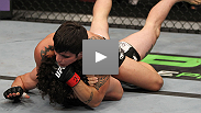Fast-rising welterweight Erick Silva shows why he&#39;s getting so much hype with a first-round submission of Charlie Brenneman at UFC: Johnson vs. McCall.