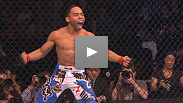 An animated John Dodson discusses the knockout of Jussier Formiga that earned him a shot at the UFC® flyweight title.