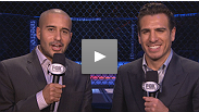 Jon and Kenny recap night of great action and amazing finishes at UFC on FX: Browne vs. Bigfoot.