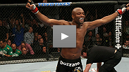 All-time great Anderson Silva explains why he stepped up to headline UFC 153, and why he&#39;s excited to add Stephan Bonnar to his list of victories.