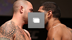 UFC&reg; on FX: Browne vs Bigfoot Weigh-in Photo Gallery
