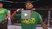 Lightweight Michael Johnson talks about coming back from nearly being KO'd to finish Danny Castillo at UFC® on FX: Browne vs. Bigfoot.